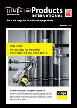 TPI November 2020 cover